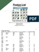 Kukje Hydraulic Parts List for all excavator.pdf