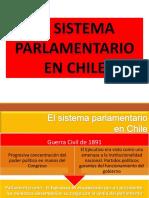 Parlamentarismo 3 Medio