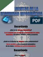 Fundamentos de La Seguridad Informatica