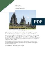 Candi Hindu di Indonesia.docx