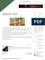Phineas e Ferb - A Teoria - Assustador