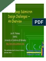 Deep Submicron