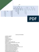 Mapa Conceptual y Lista de Actividades
