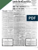 recorte periódico antiguo