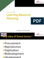 LR Plan Presentations (1)