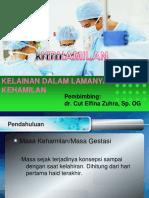 KP 12.31 Kelainan Dalam Lamanya Kehamilan