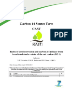CAST_D2.1 State of Art Review - Irradiated Steels and C14.pdf