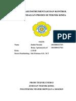 Cover Pengendalian Proses Teknik Kimia
