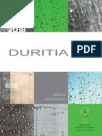 Promo. Duritia
