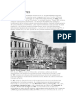 Historia Del Cossettini