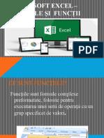 Excel - Formule Si Functii