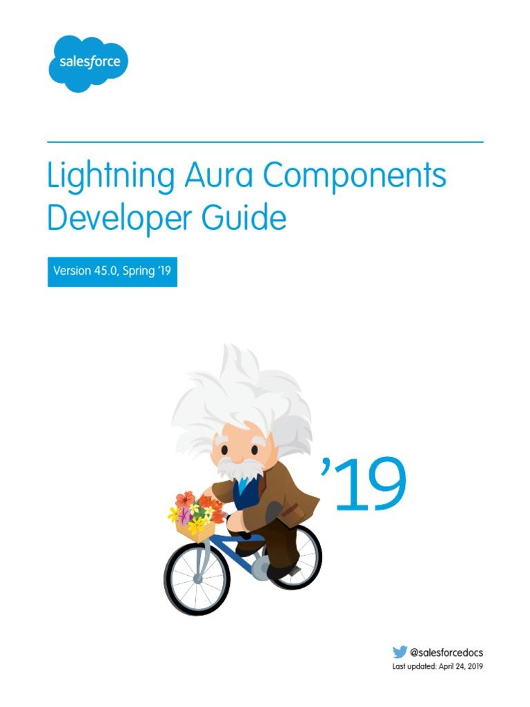lightning pdf | Salesforce Com | Java Script