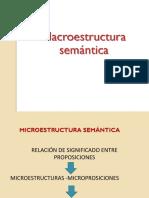Macroestructura semántica