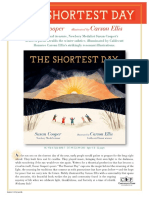 The Shortest Day by Susan Cooper Author's Note