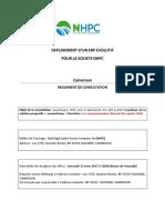 AMI_01032017_NHPC_ERP