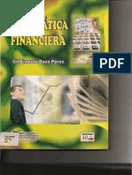 Mate Financier A - Gil Ernesto Daza