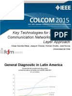 Key Technologies for 5G Wireless Communication Networks a Physical Layer Approach