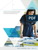 Mercer International Position Evaluation Brochure