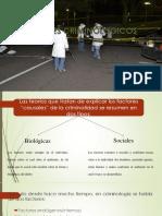 FACTORES CRIMINOLOGICOS