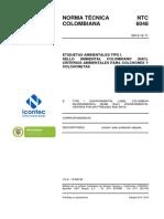 NTC 6048 - Etiquetas Ambientales Tipo I