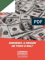 O papel do dinheiro