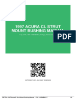 ID41f8b6eb9-1997 acura cl strut mount bushing manual