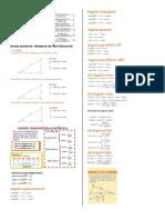 Formulario Teoría de Exponentes