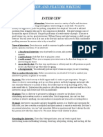 INTERVIEW & FEATURE WRITING.docx