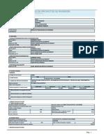 Formato Nº 01 Ficha Tecnica Estandar