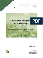 Reporte Diagnosticoenergetico Ilum CONSAR2010