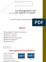 Redelivery Management and Tech Aspects 2016