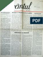 Cuvantul in Exil nr. 8, ian. 1963