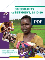 Food Security Assessment