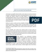 Artículo Grupo Mundial