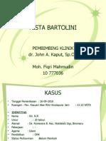 Ppt Kista Bartolini