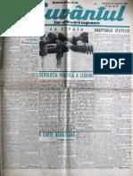 Cuvantul anul XVII (serie noua) nr. 79, 4 ianuarie 1941
