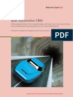 Blue Automotive CRM
