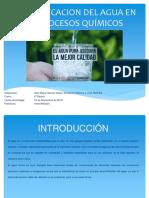 Purificación del agua en procesos quimicos 2.pptx