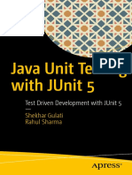 [2017] Java Unit Testing with JUnit 5.pdf