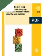 Globalization of food.pdf