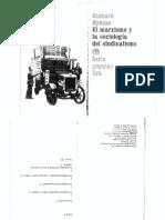 Hyman , Richard - El Marxismo y La Sociologia Del Sindicalismo. Libro Completo(1)