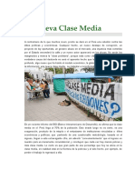 Corrupcion- Nueba Clase Media