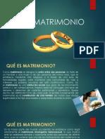 EL MATRIMONIO.pptx