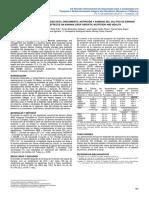 EFECTO DE LIXIVIADOS DEL RAQUIS EN EL CRECIMIENTO, NUTRICIÓN Y SANIDAD DEL CULTIVO DE BANANO RACHIS LIXIVIATES EFFECTS ON BANANA CROP GROWTH, NUTRITION AND HEALTH
