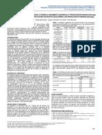 APLICACIÓN DE SURROUND WP ® Y GREENSOL 70 SOBRE EL CRECIMIENTO, DESARROLLO Y PRODUCCIÓN DE BANANO (Musa spp.)