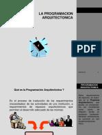 135476169 La Programacion Arquitectonica