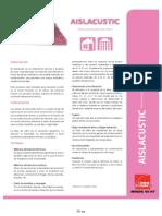 especificaciones de aislacustic.pdf