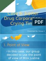 Jupiter Drug Corporation