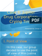Jupiter Drug Corporation