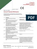 Zemseal Standard Frischbetonverbundsystem Leistungserklaerung LE DEDE